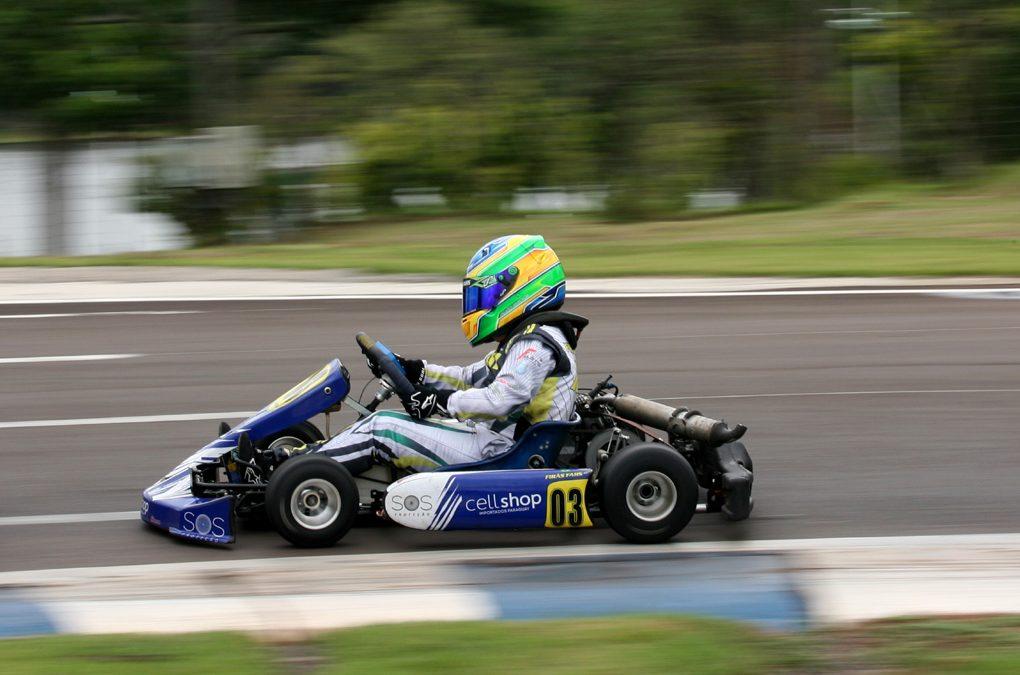 Firás Fahs retorna ao kartódromo Beto Carrero World, em Santa Catarina