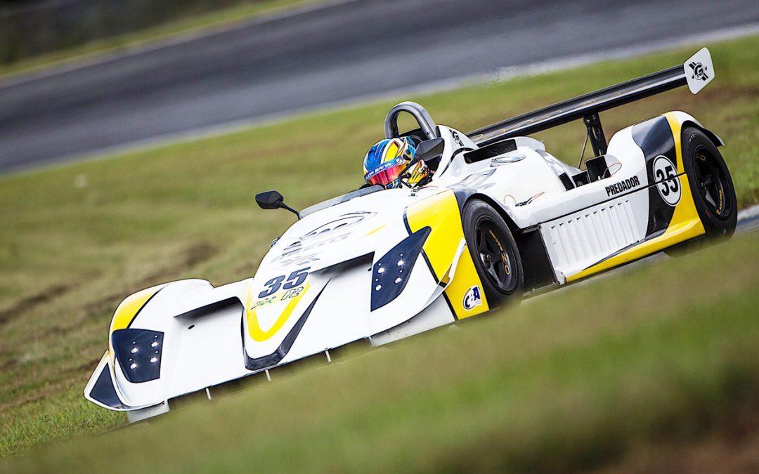 Jair e Duda Bana largam na pole da categoria P2 no Endurance Brasil