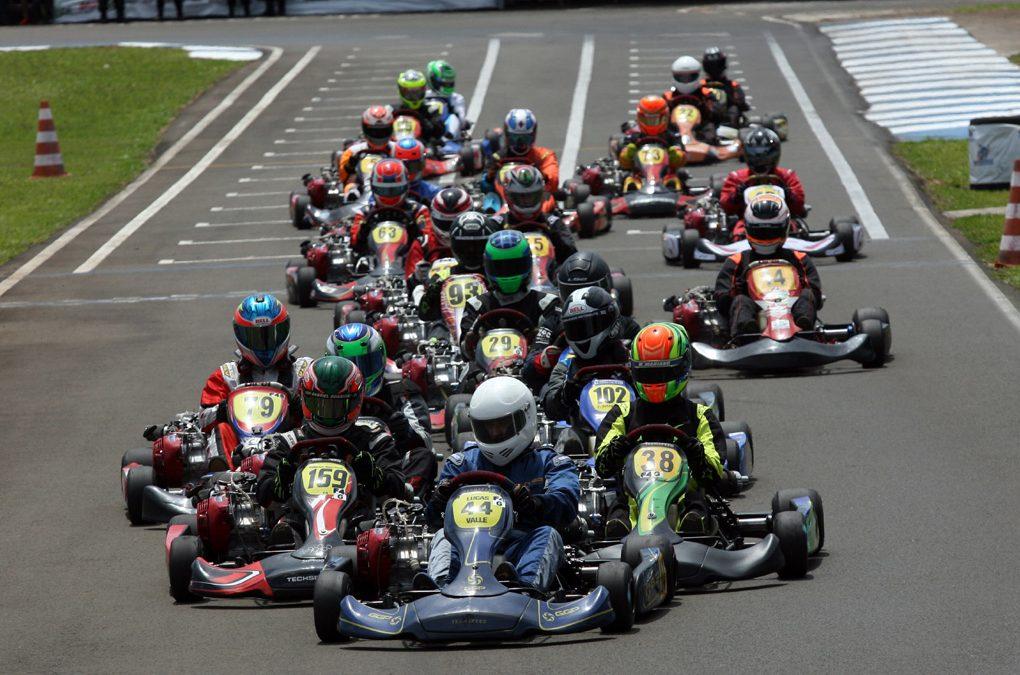 Campeonato Paranaense Light de Kart terá as quatro etapas em Londrina