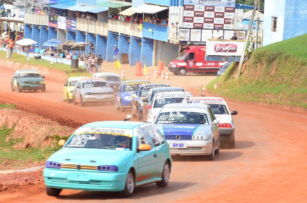 Paraná inicia escolha de pilotos para o Brasileiro de Velocidade na Terra
