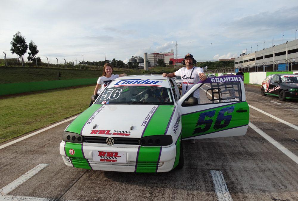 Lupatini Motorsport faz boa estreia no Paranaense de Velocidade