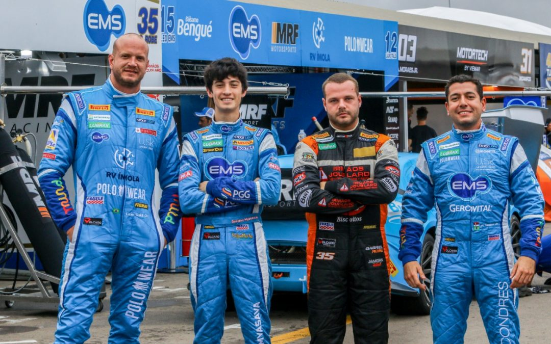 Pilotos da MRF pontuam na abertura da temporada 2019 da Stock Light