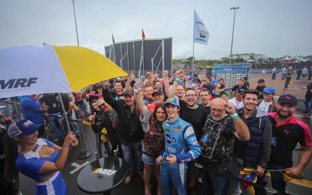 Autódromo de Goiânia é um dos preferidos de Gustavo Myasava