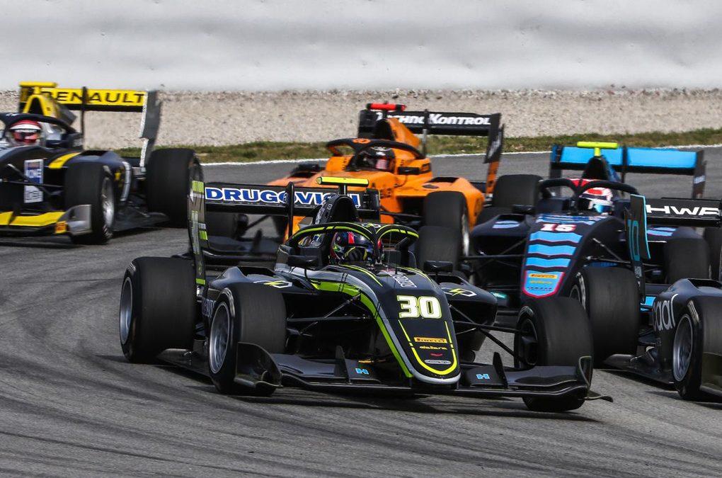 Drugovich inicia na França sequência de corridas na Fórmula 3 FIA