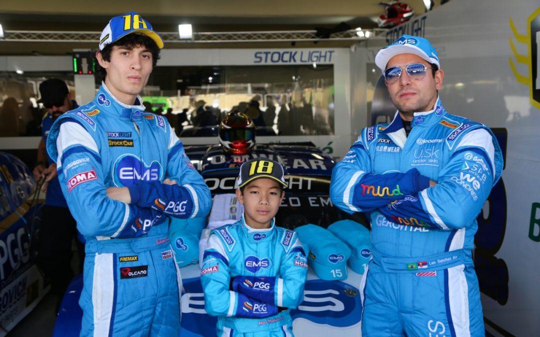 MRF terá pilotos no autódromo e no kartódromo de Londrina