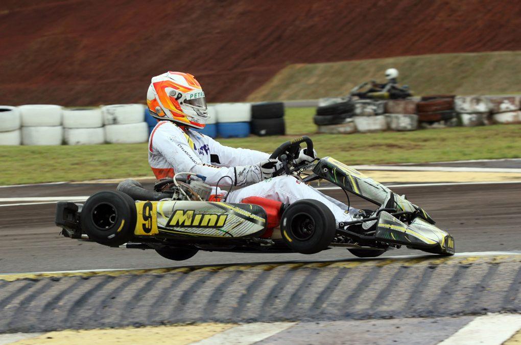CBA divulga 355 inscritos para o Brasileiro de Kart em Cascavel