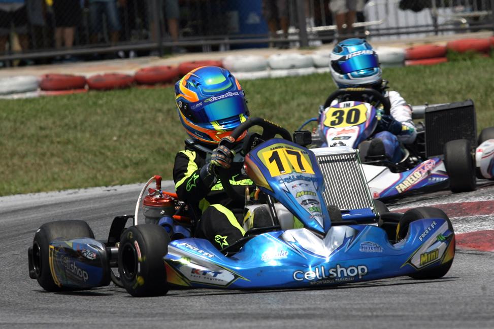 Paranaense Light de Kart terá a 2ª etapa neste sábado, em Londrina