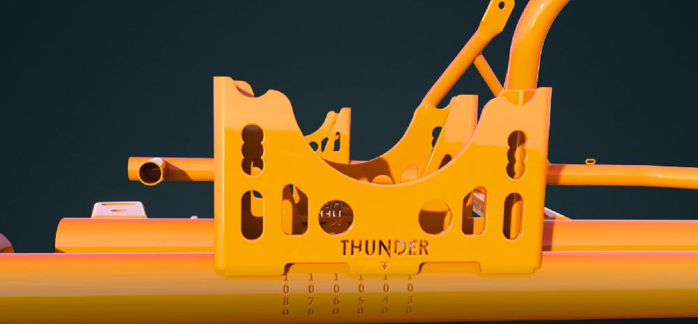 Thunder lança novidade para o kartismo brasileiro e mundial