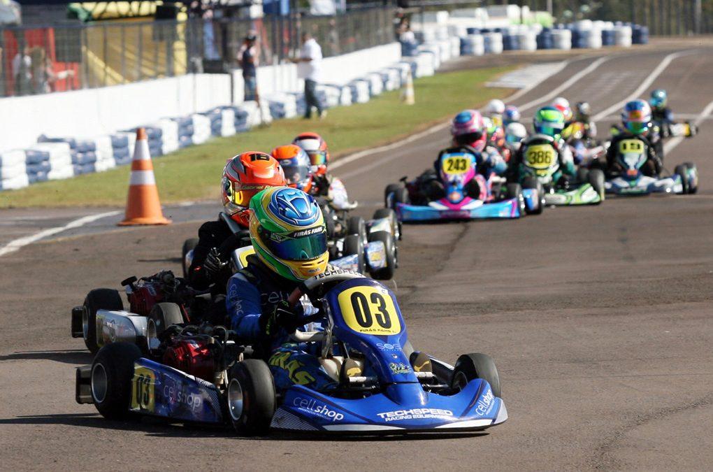 Bem preparado, Firás Fahs irá disputar seu 3º Brasileiro de Kart