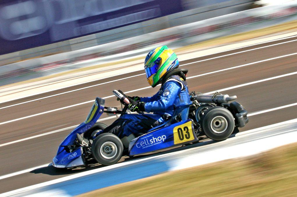 Firás Fahs se mantém no TOP 10 da Cadete no Brasileiro de Kart