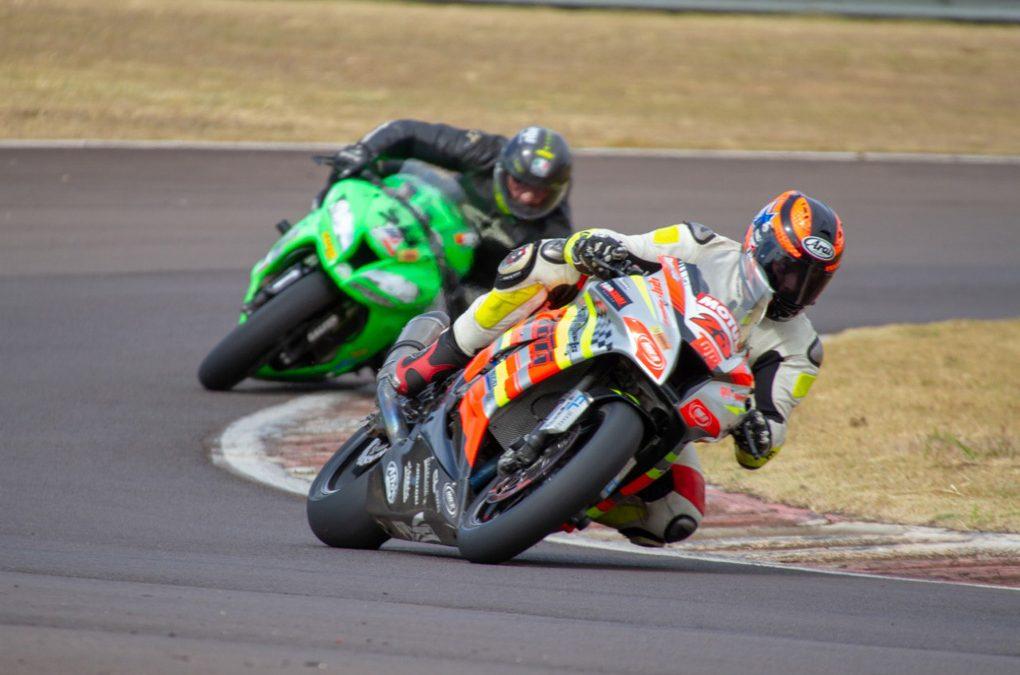 Sharbel El Hajjar retorna à motovelocidade com vitória