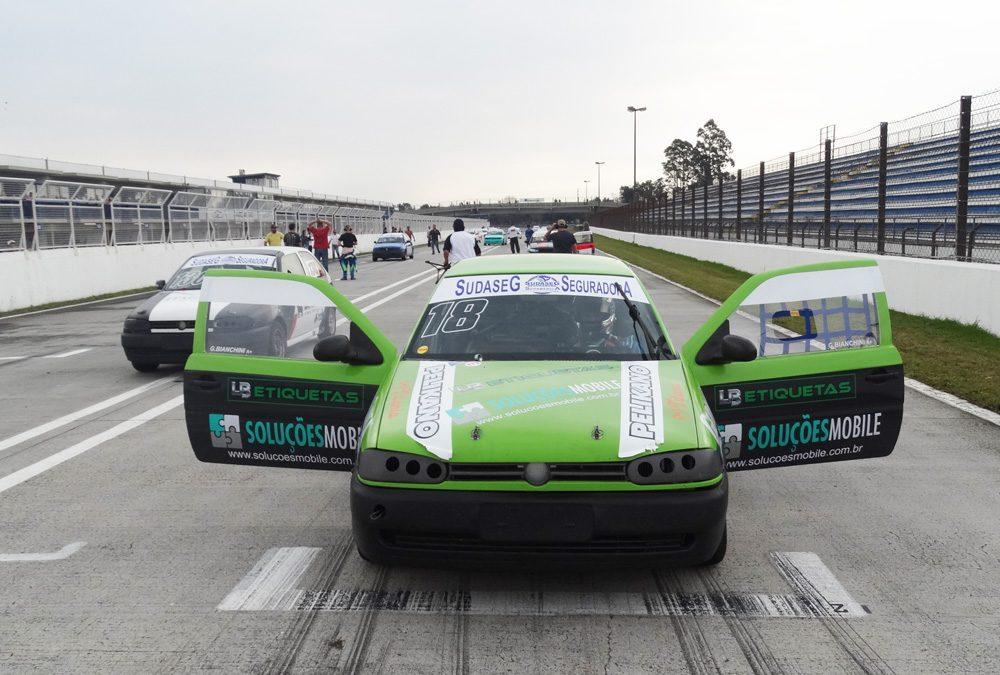 Lupatini Motorsport vai ao pódio na 3ª do Curitibano de Velocidade