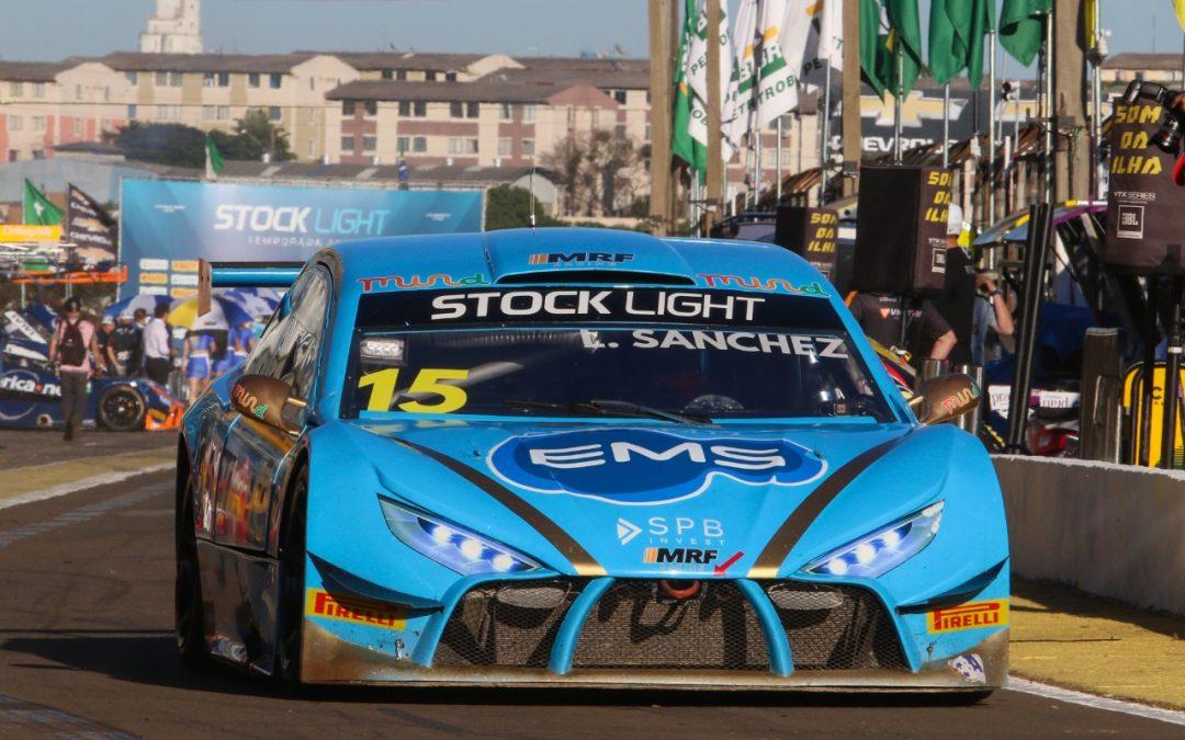 Leonardo Sanchez chega a Interlagos só pensando em pontos na Stock Light