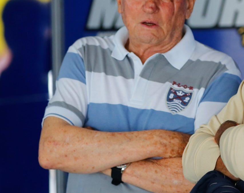 Aos 83 anos, Luciano Borghesi vai em busca o tri nas 500 Milhas de Londrina