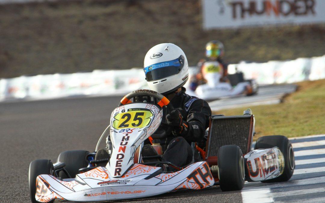 Paranaense de Kart começa nesta quinta-feira em Campo Mourão
