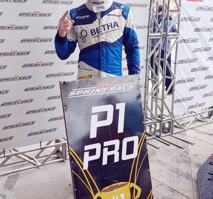 Bruno Smielevski e João Rosate fecham temporada com títulos e domínio completo na Sprint Race