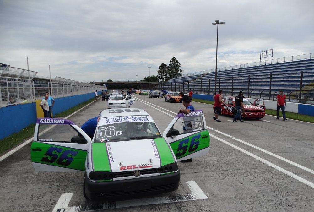 Lupatini Motorsport vai ao pódio no encerramento da temporada