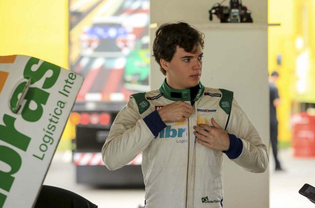 Dante Fibra estreia na Stock Light em Interlagos pela MRF Racing