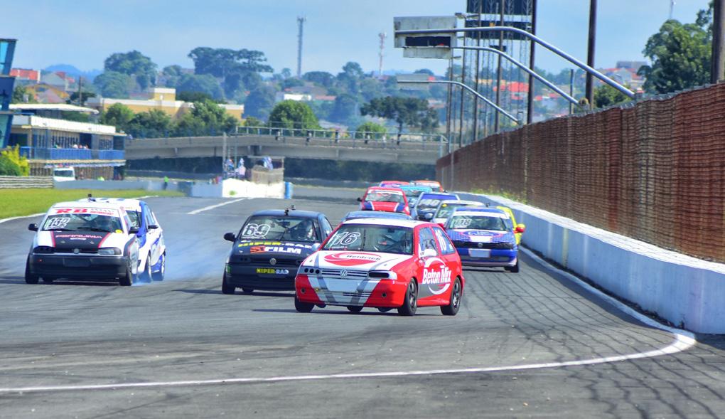 Automobilismo do Paraná tem fim de semana de decisão em Curitiba