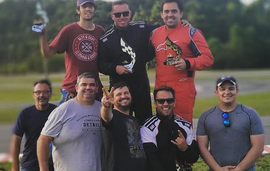 Rio Negro encerra temporada de kart no Paraná