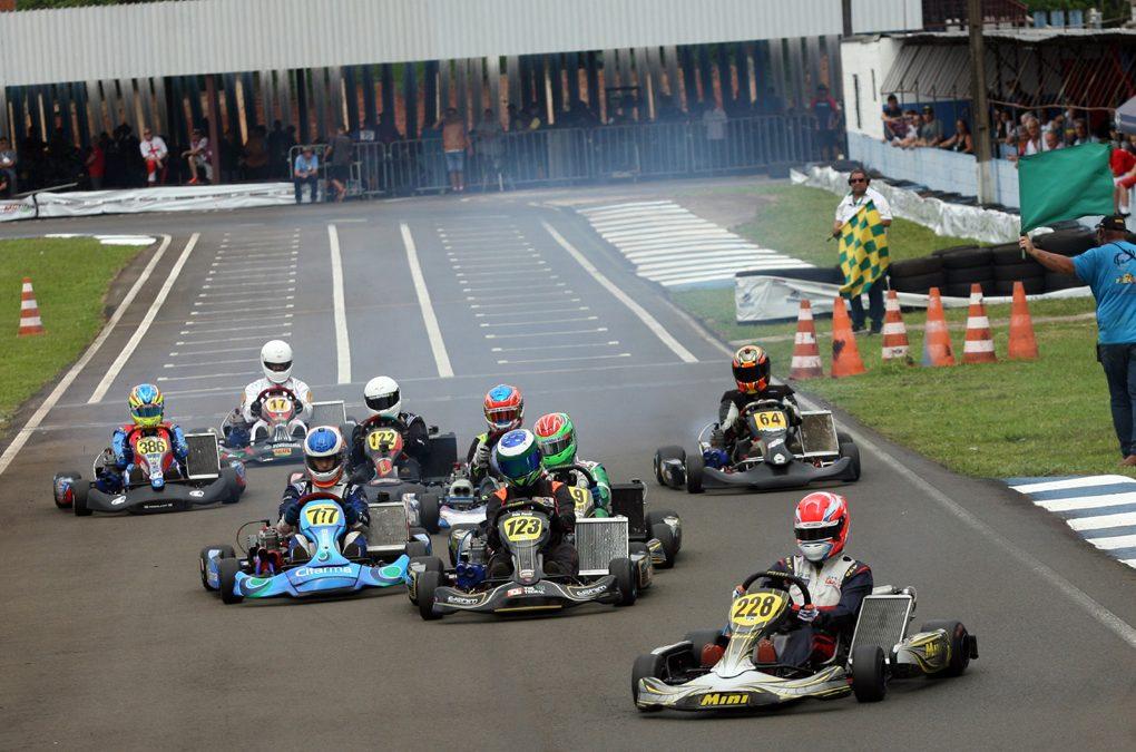 Londrina terá cinco provas oficiais até a Copa Brasil de Kart
