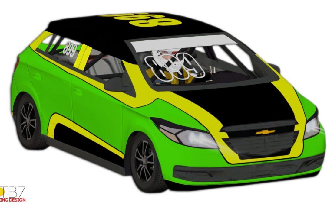 AVM Racing desenvolve carro para a Cascavel de Ouro
