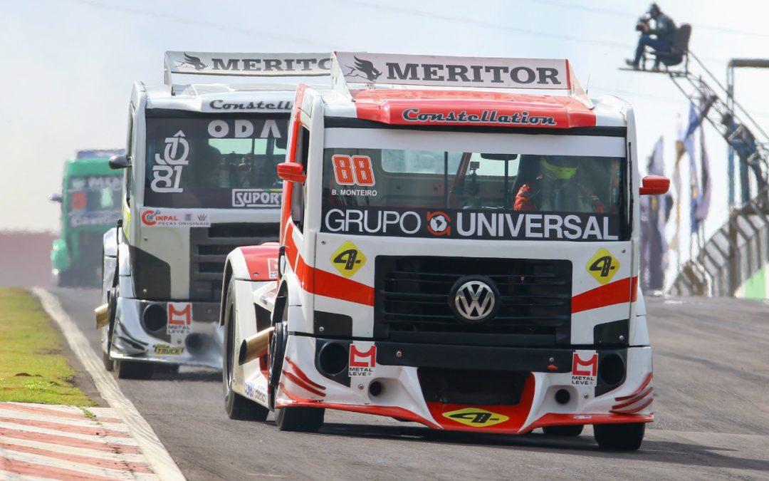 Beto Monteiro é o primeiro campeão de 2020 da Copa Truck com vitória em Cascavel