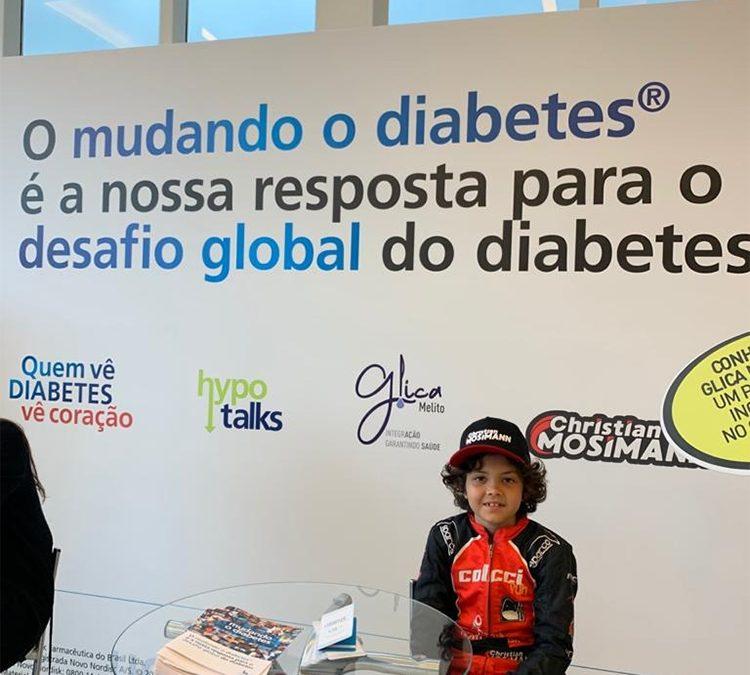 Christian Mosimann renova contrato de patrocínio com farmacêutica dinamarquesa