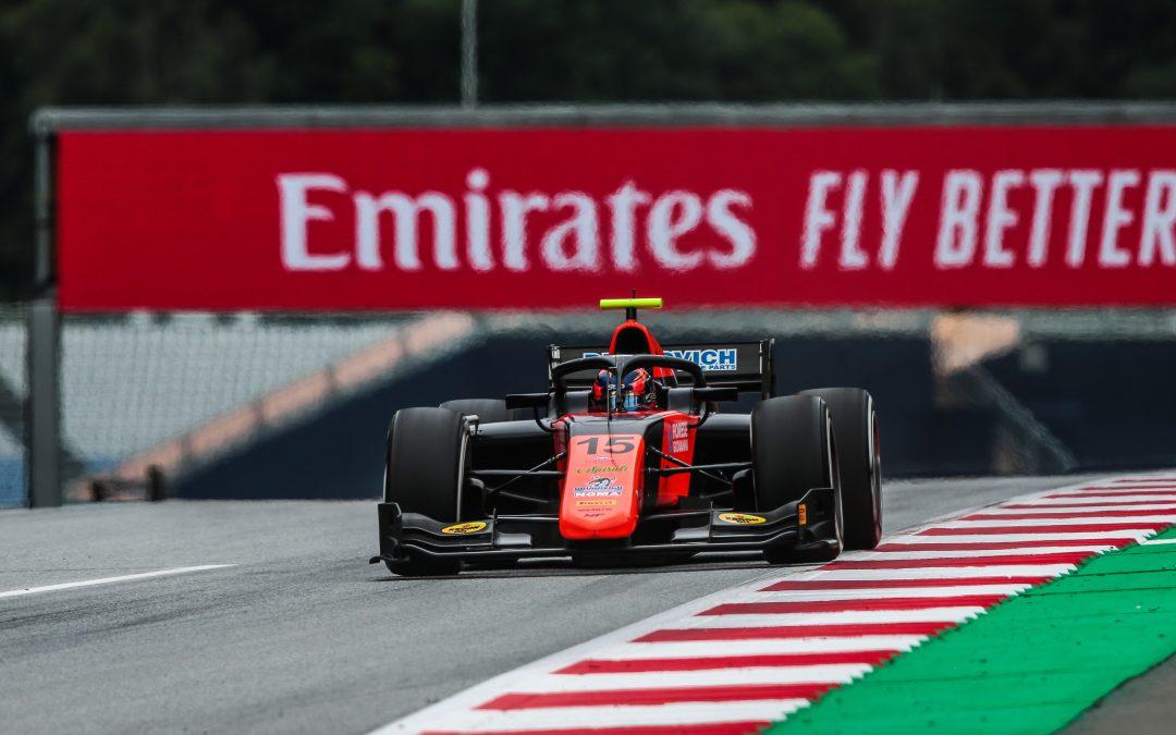 Animado pela vitória em sua estreia, Drugovich disputa a 2ª etapa da Fórmula 2 na Áustria