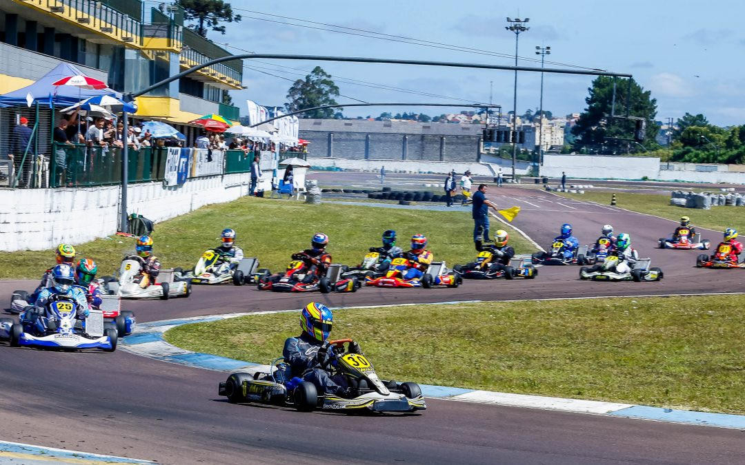Campeonato Paranaense de Kart é adiado para 19 de setembro