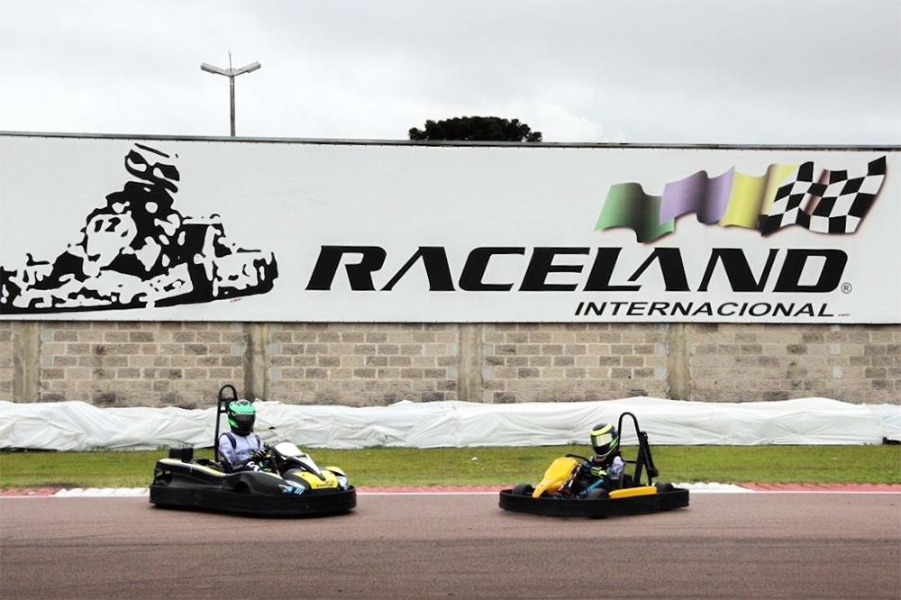 Kartódromo Raceland terá a disputa de três edições da Copa Rental