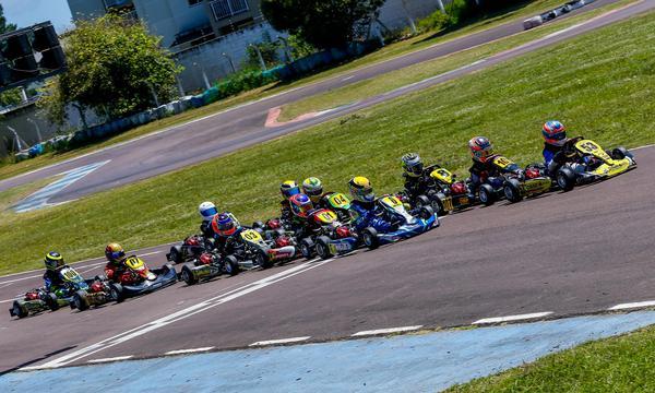 Campeonato Paranaense de Kart divulga programação oficial