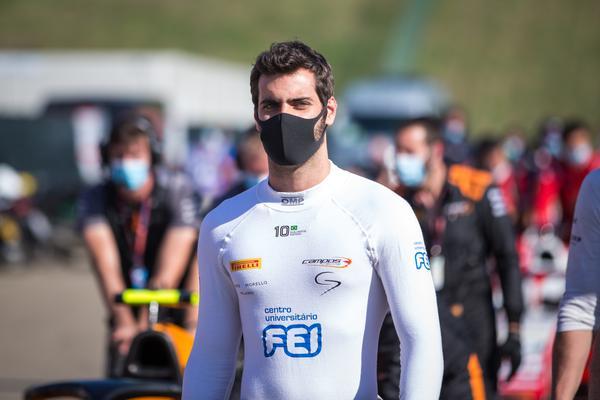 FIA se desculpa com o brasileiro Guilherme Samaia por punição equivocada na Fórmula 2