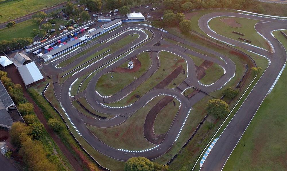 Paranaense Light de Kart começa neste sábado, em Londrina