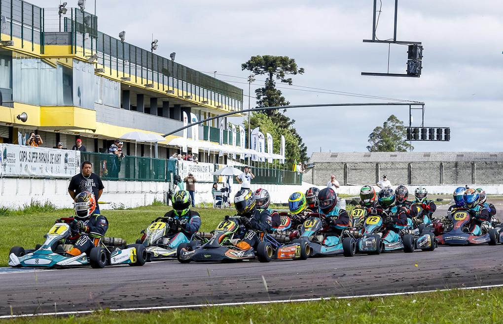 Campeonato Paranaense de Kart abre inscrições antecipadas e com desconto