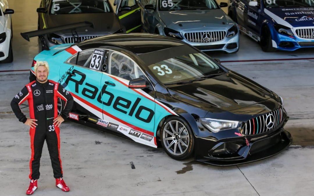 Cearense Adriano Rabelo espera boa classificação no Mercedes-Benz Challenge em São Paulo