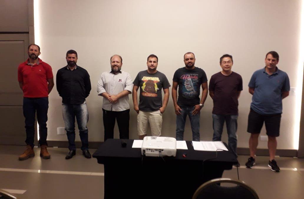 Wagner Monteiro é reeleito presidente do Kart Clube de Cascavel