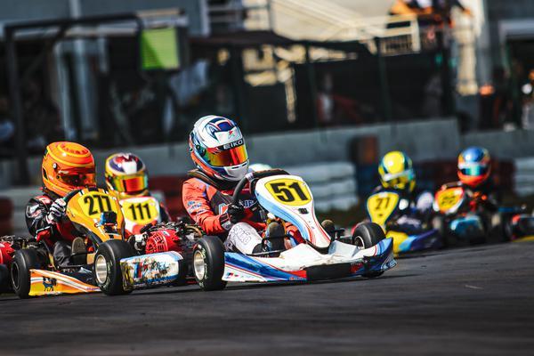 Theo Salomão conquista novo pódio na Copa Speed Park