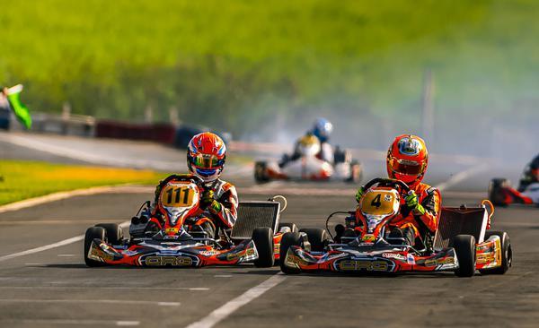 CRG domina as categorias OK na Copa Speed Park