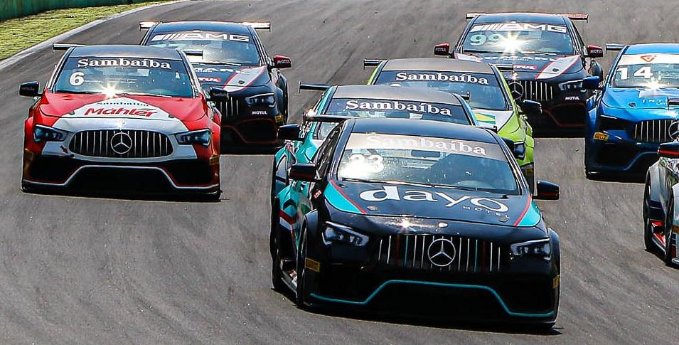 Cearense Adriano Rabelo aposta em classificação equilibrada no Mercedes-Benz Challenge