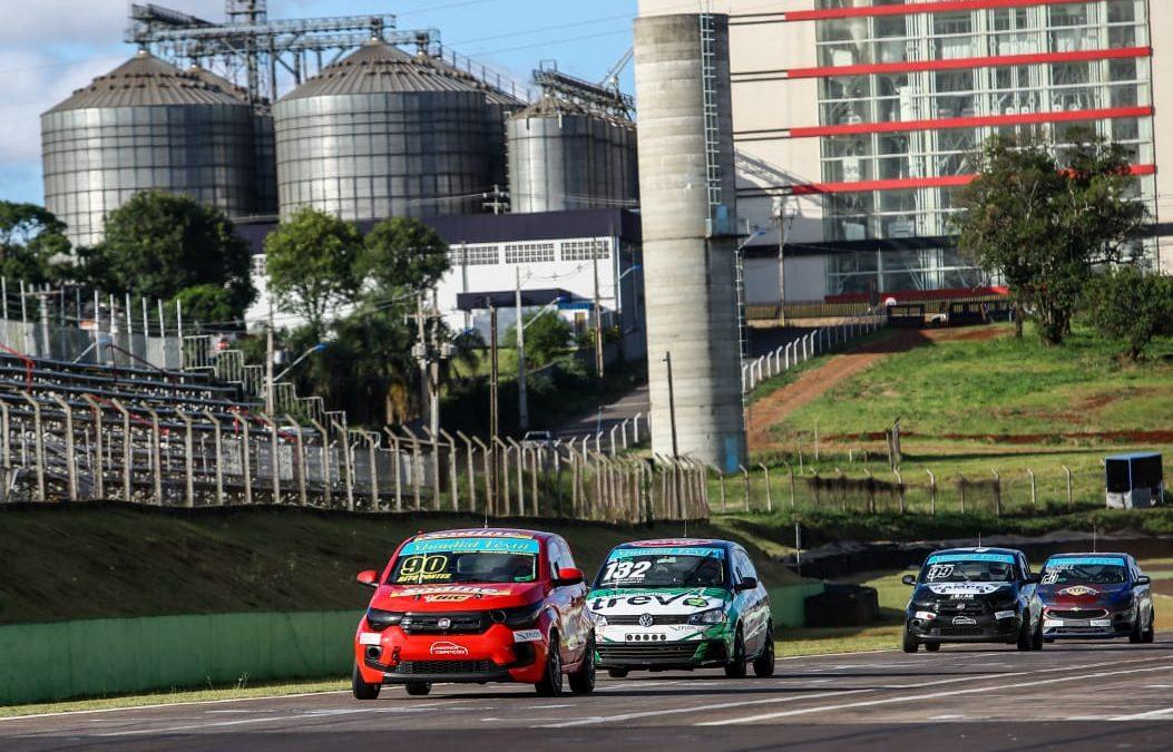 Ceará está na terceira fila do grid da Cascavel de Ouro com Beto Pontes