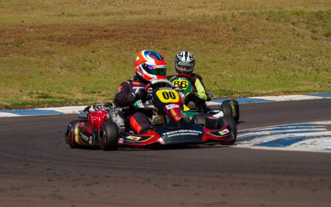 Foz do Iguaçu reinicia o Campeonato Citadino de Kart