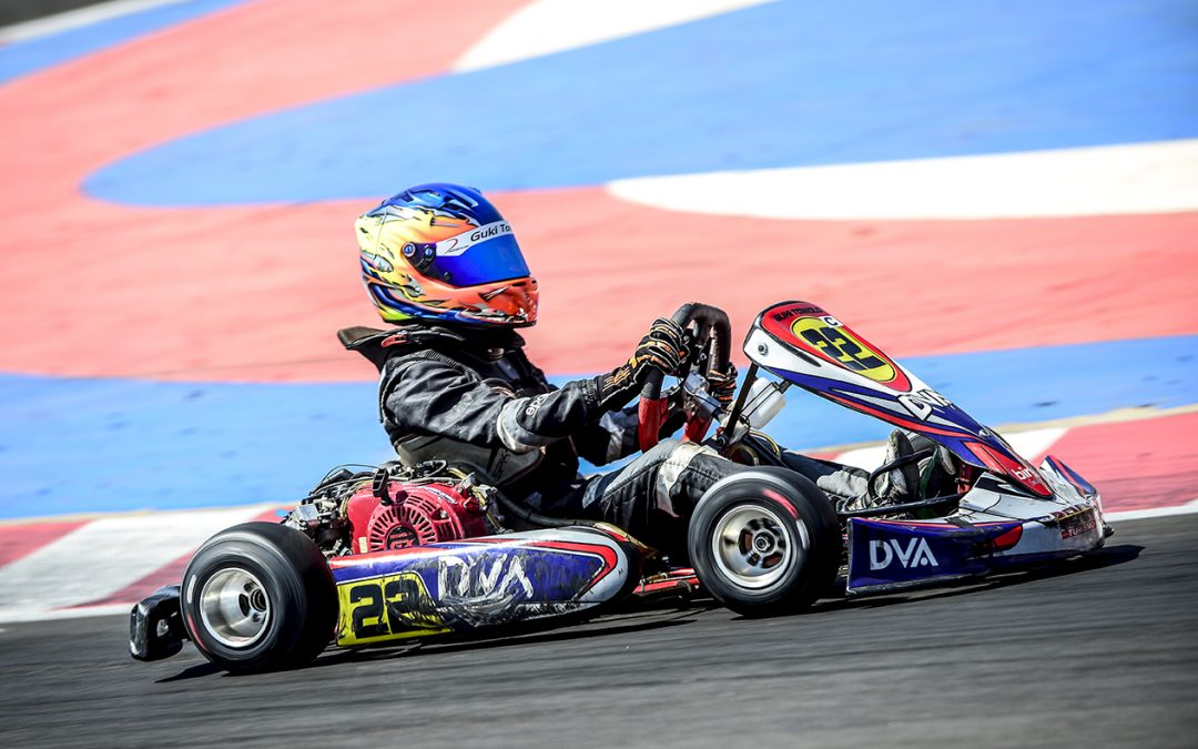 Toniolo participa da 3ª etapa da Copa Speed Park com foco no Brasileirão
