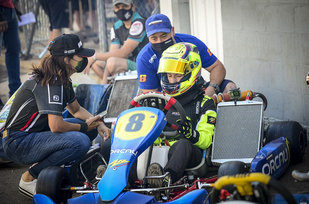 Lesão e superação marcaram o fim de semana de Ibiapina no Speed Park
