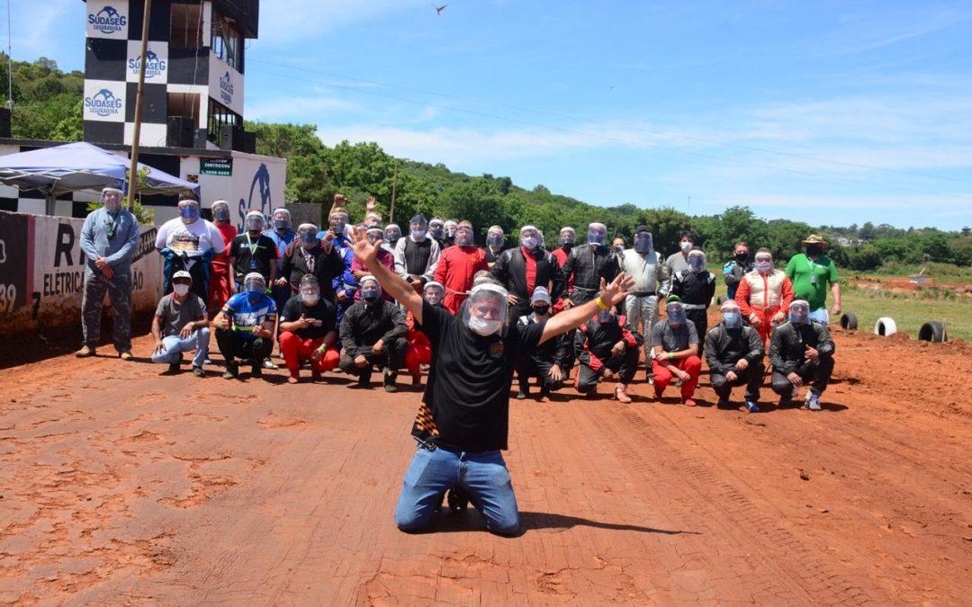 Velocidade na Terra do Paraná supera expectativa na abertura da temporada