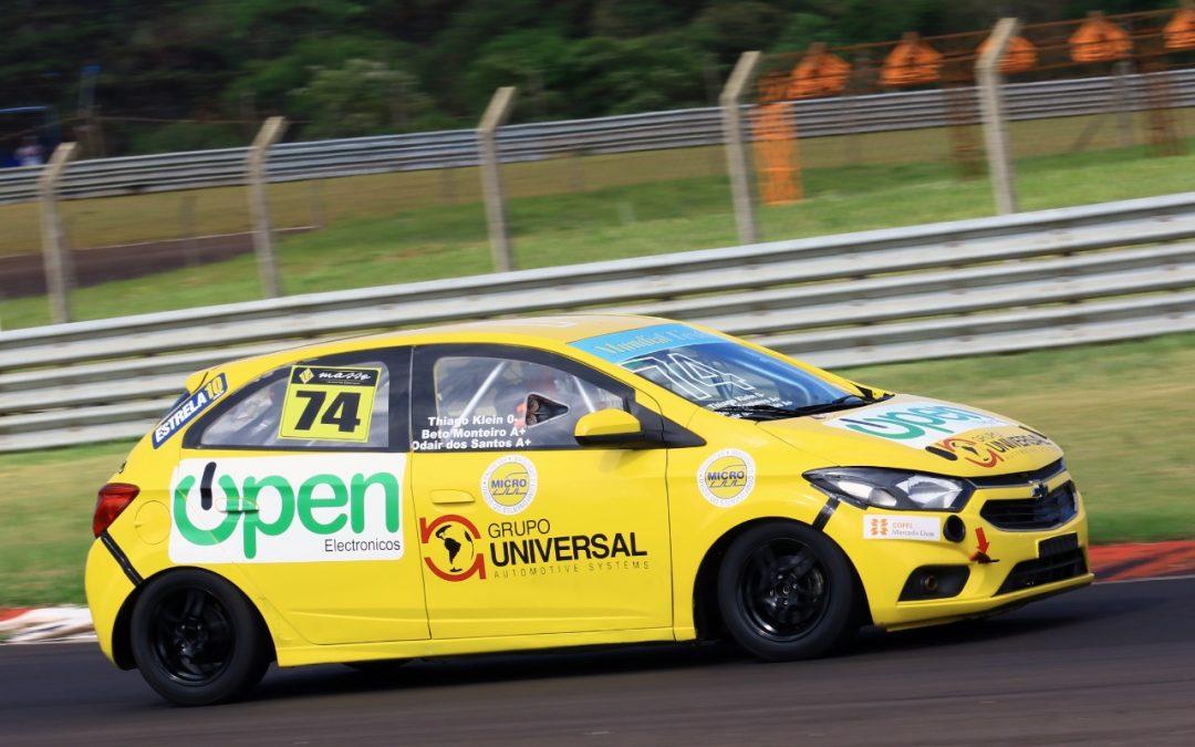 Cascavel de Ouro tem Klein, Odair e Bento Monteiro na pole position