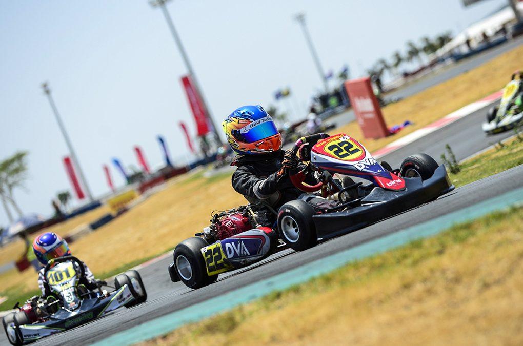Toniolo conquista pódio na 3ª etapa da Copa Speed Park
