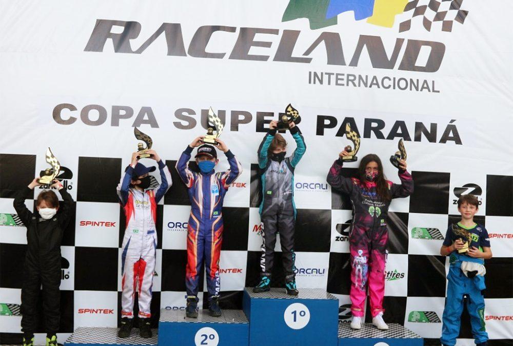 Copa Super Paraná de Kart tem balanço positivo