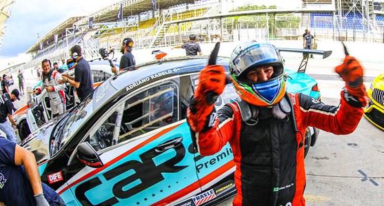 Cearense Adriano Rabelo virá competir em Interlagos e no Tarumã neste fim de semana