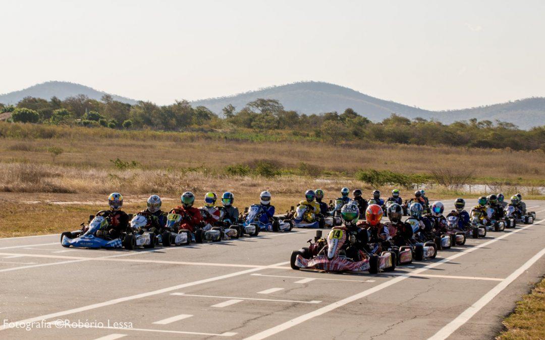 Campeonato Cearense de Kart chega à sua final neste sábado